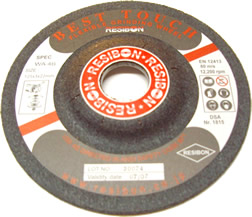 Best Touch Flexible Grinding Disc's